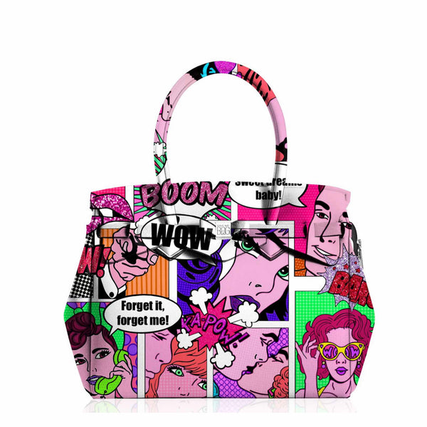 Miss Plus Cartoon 2.0 Handbag - Save My Bag