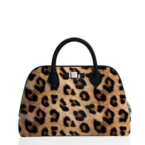 Princess Midi Leopard Handbag - Save My Bag
