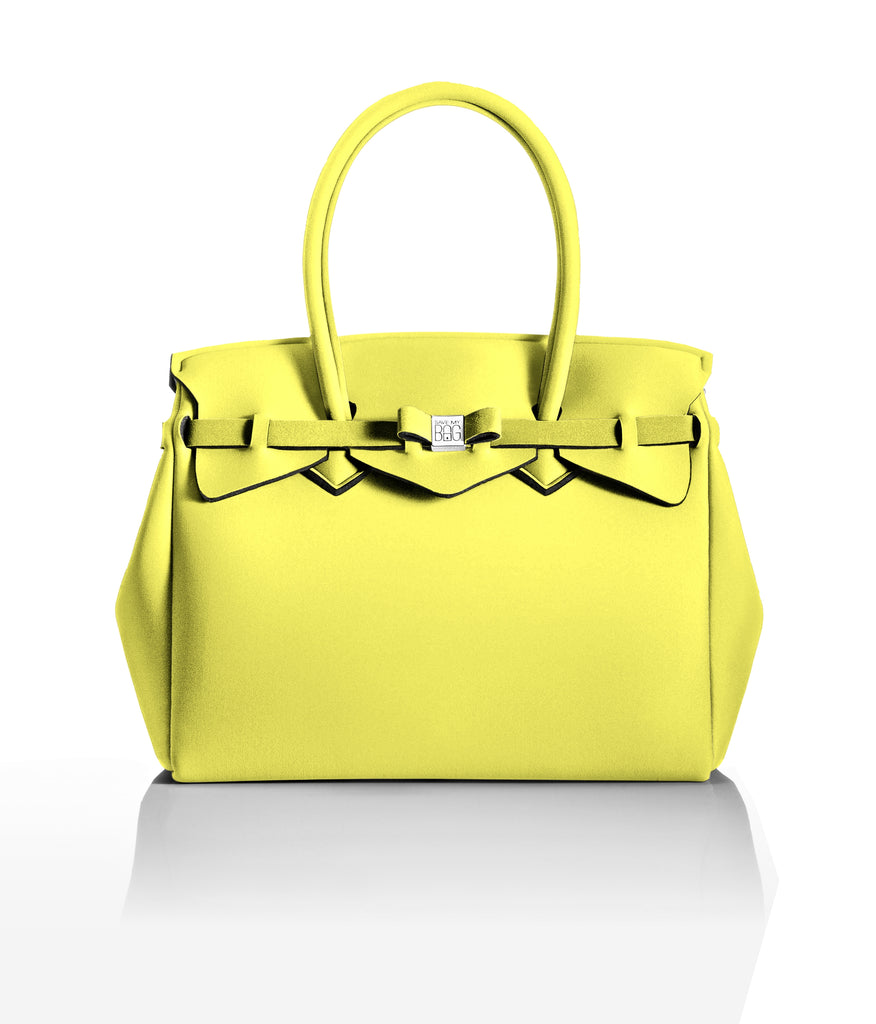 Miss Pastel Yellow Handbag Save My Bag In Italy