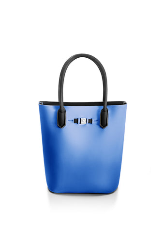 Popstar Shappire Blue Shopper bag - Save My Bag | IN ITALY