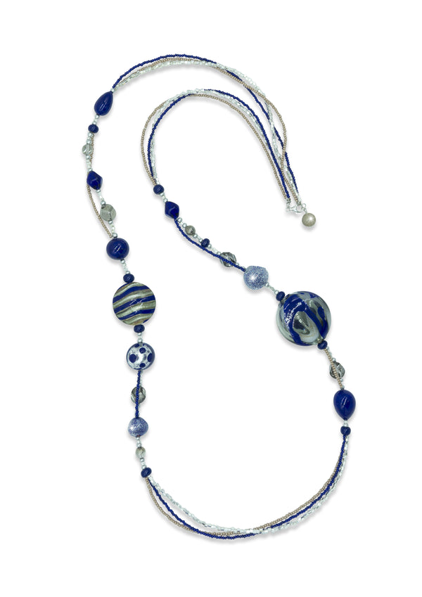Murano Glass Necklace Long Veronese - Dami&Tolo | IN ITALY