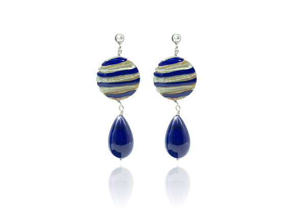 Murano Glass Earrings Top Veronese - Dami&Tolo | IN ITALY