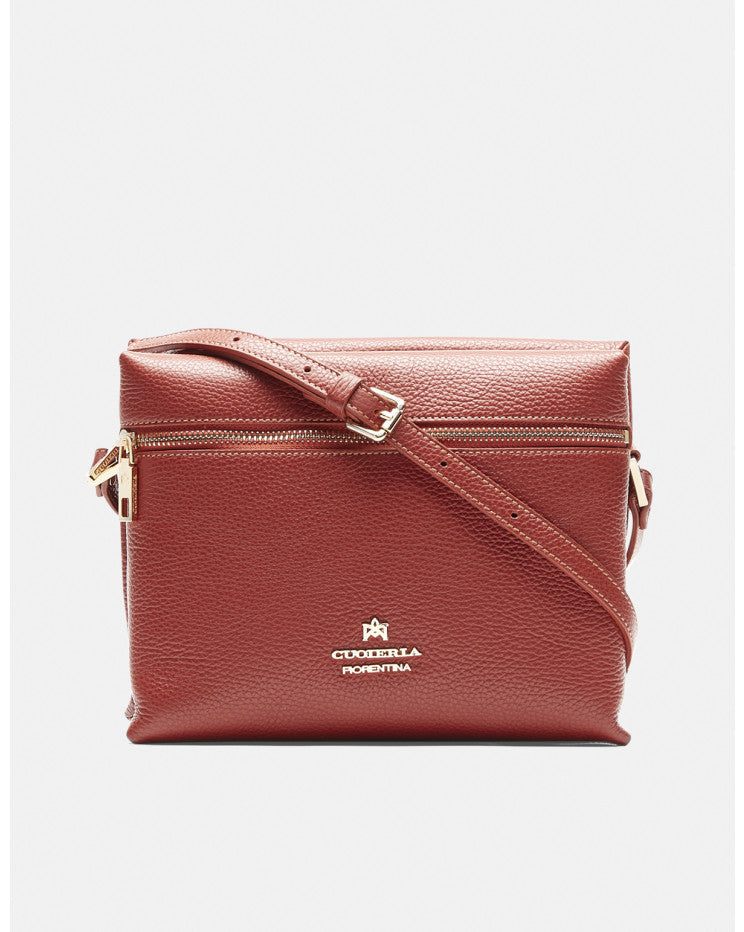 Cross body Victoria medium Burnt Orange