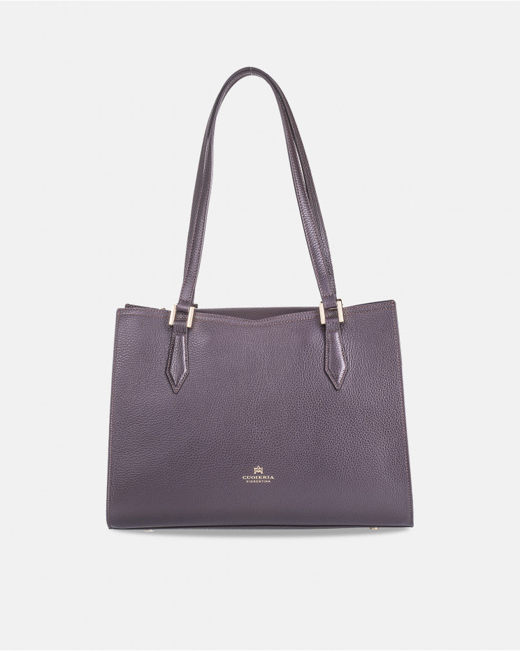 Victoria Shopping Bag Brown