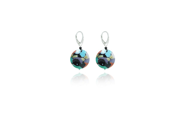 Murano Glass Earrings Pollock - Dami&Tolo | IN ITALY
