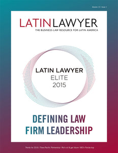 Latin Lawyer January/February 2016