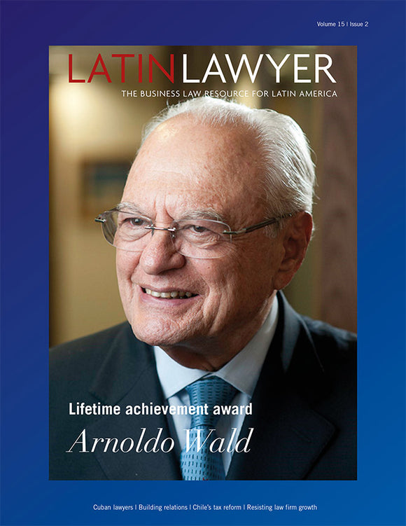 Latin Lawyer March/April 2016