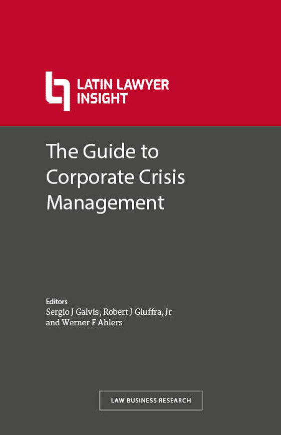 The Guide to Corporate Crisis Management - 3rd Edition