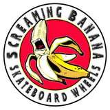 "Guys ""Screaming Banana Skateboard Wheels"" T-Shirt"