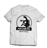 T-shirt Machete Capelli & Barba