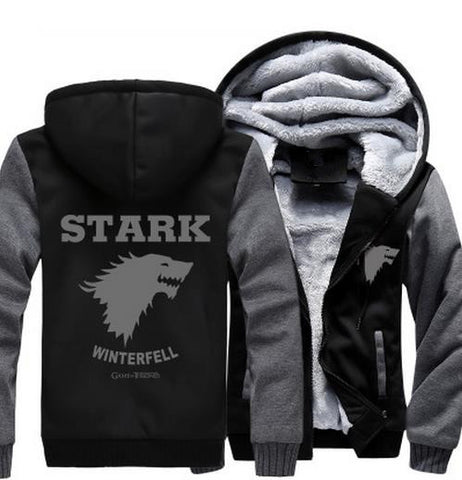 Game of Thrones House of Stark Winter is Coming Hoodie