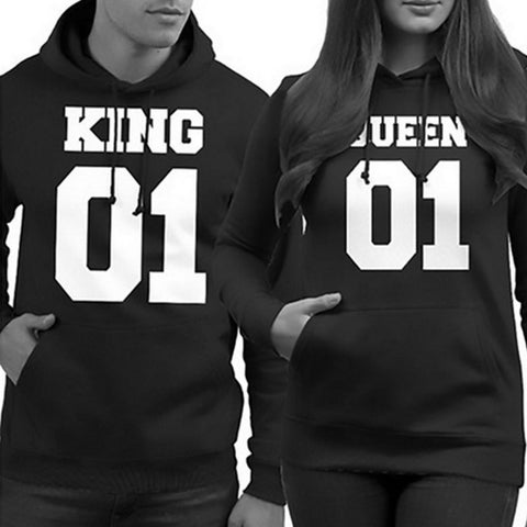 Hot Matching Couples Hoodies