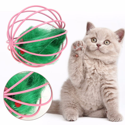 Pet Cat Lovely Kitten Gift Funny Play Toys Mouse Ball Best Toy for  Cat Dog Pet Supplies