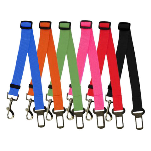 6 Colors Safety Seat Belt Harness