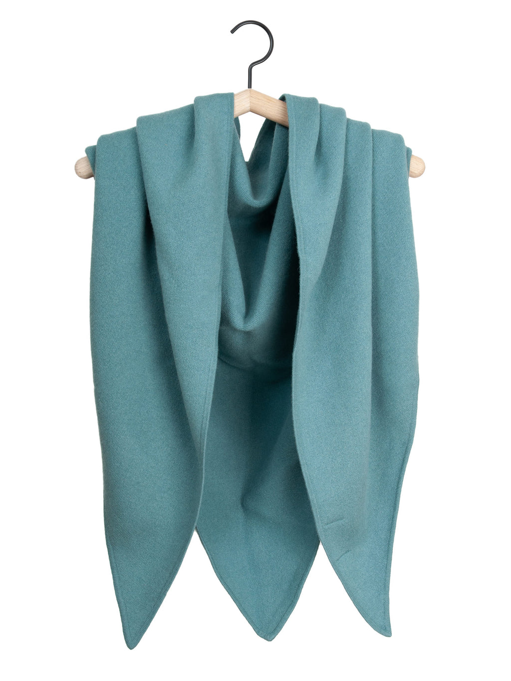 cashmere scarf Triangle in 100% cashmere by Kashmina