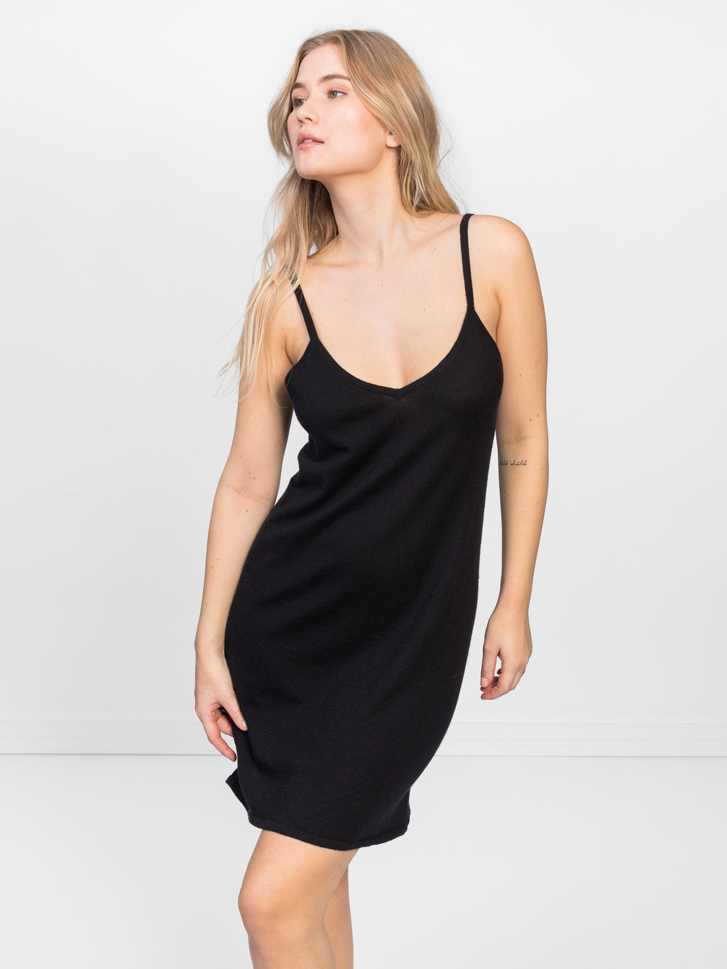 cashmere nightgown from Kashmina
