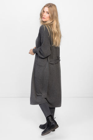 cashmere jacket Trench in 100% cashmere by Kashmina