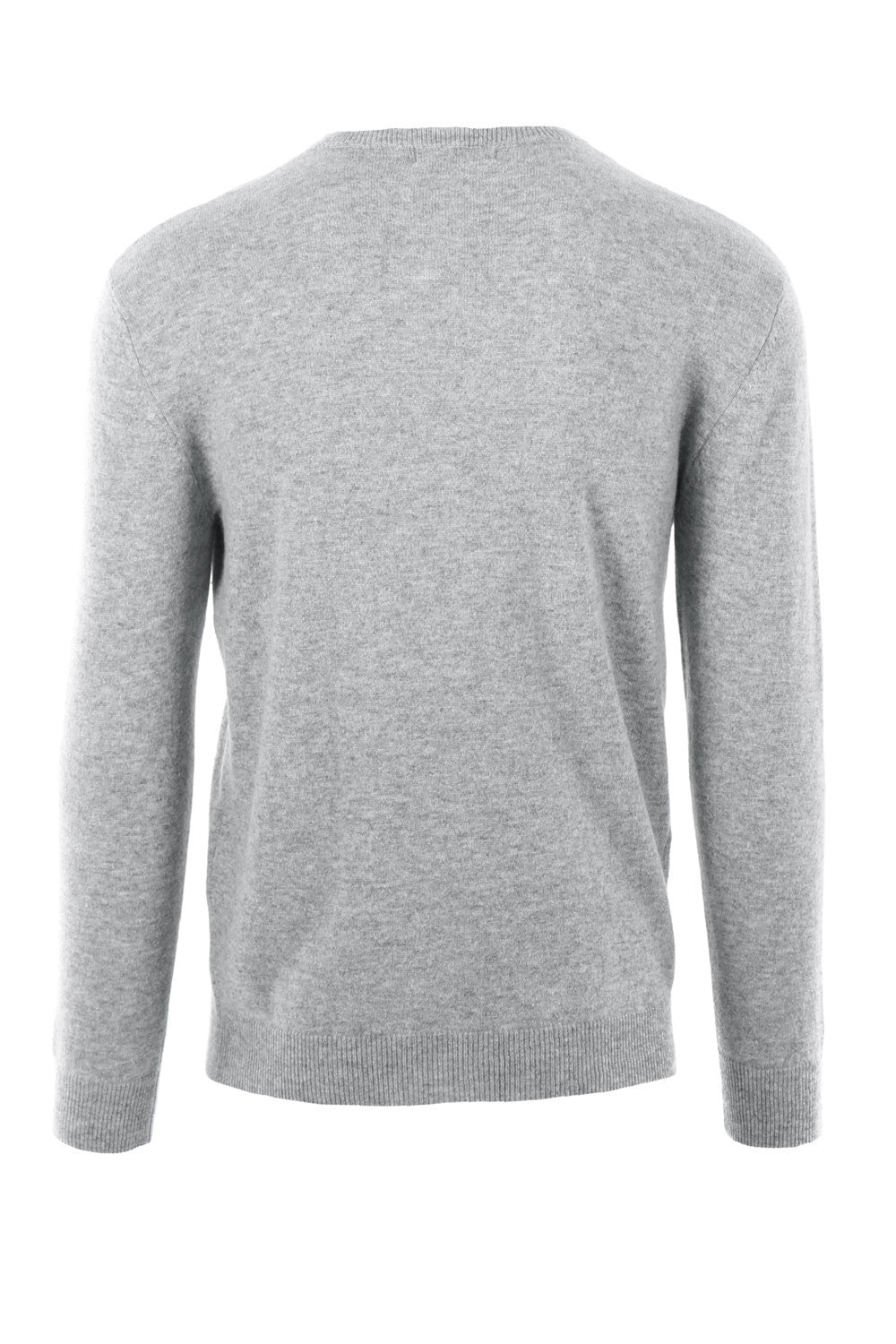 cashmere sweater round neck for men