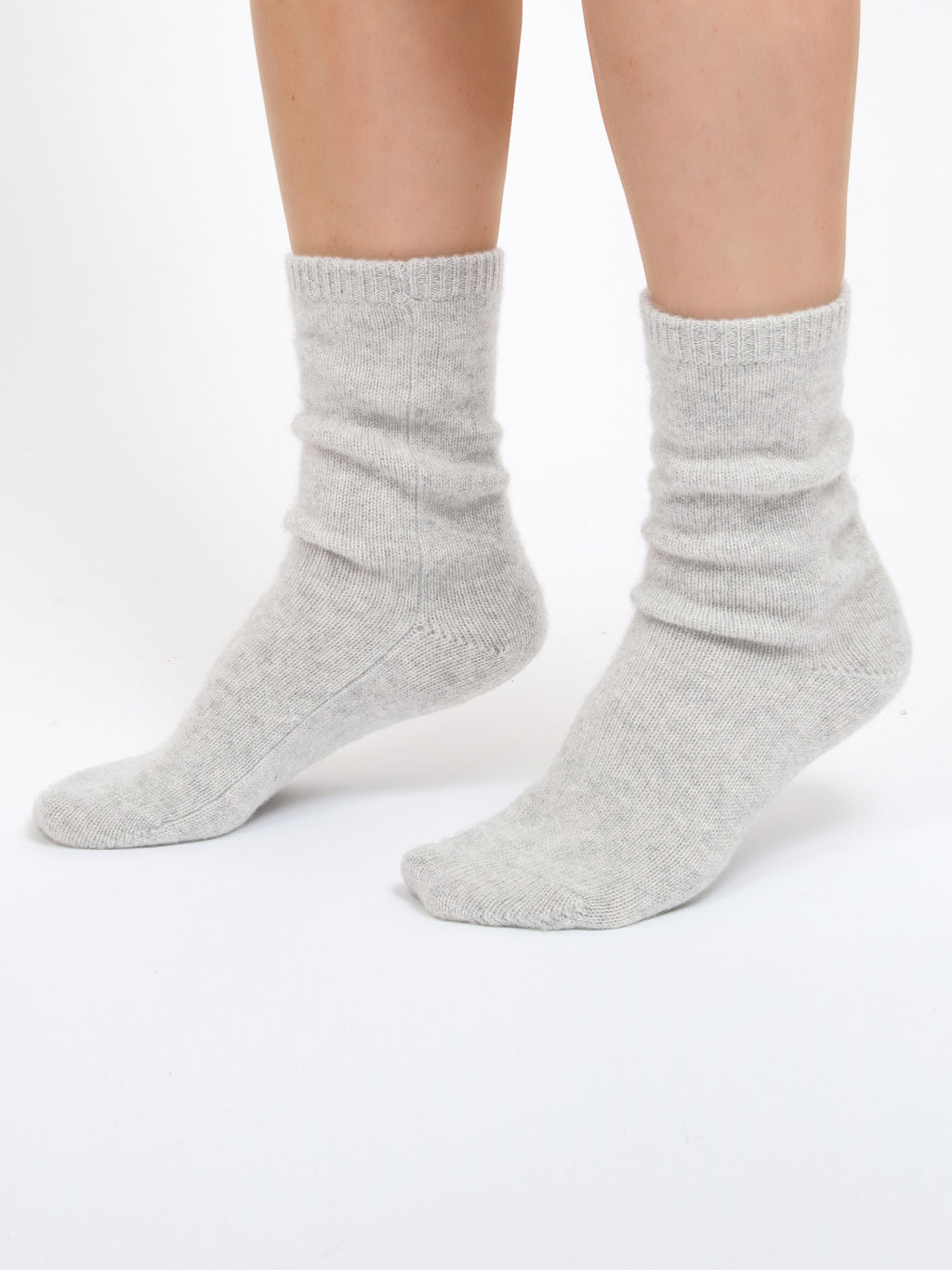 cashmere socks in 100% cashmere by Kashmina