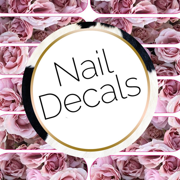 Decals - Glam & Girly