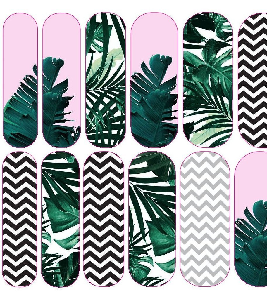 Botanical Decals