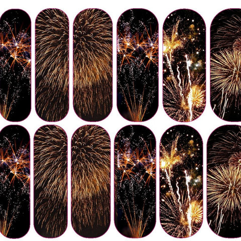 Firework Decals