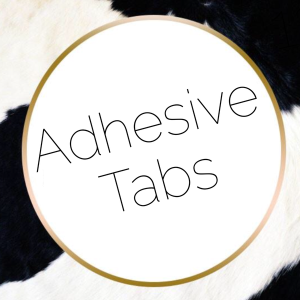 Press on Nail Adhesive Tabs