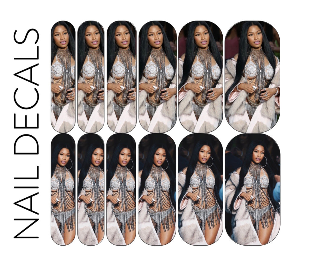 Nicki 2 Decals