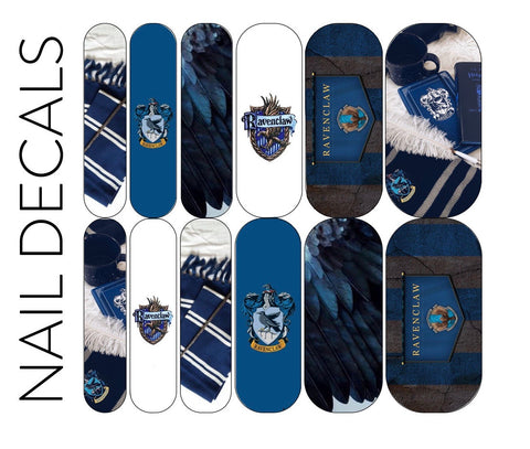 Ravenclaw Decals