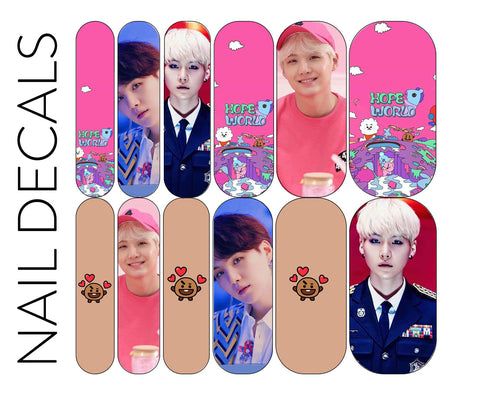 BTS Decals 1