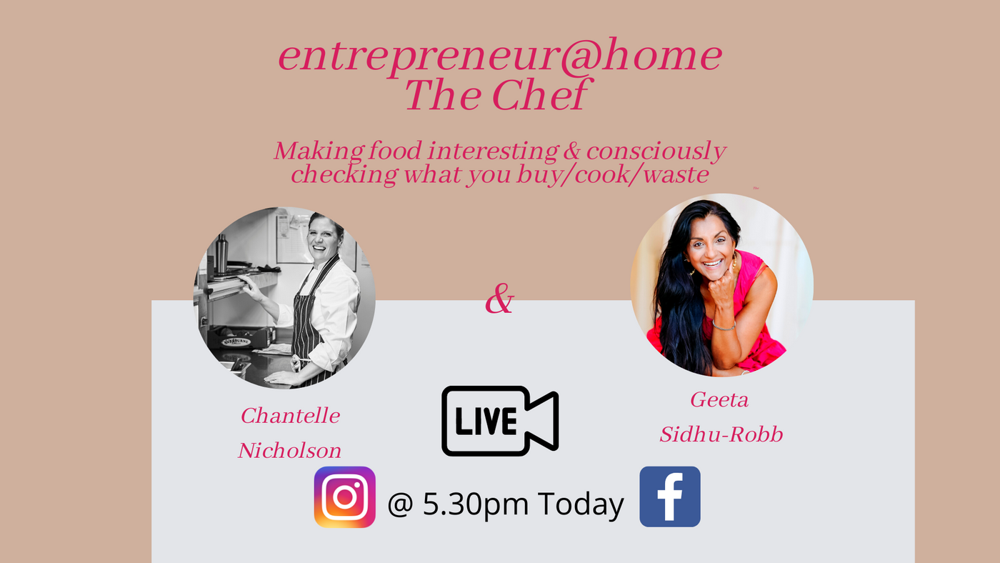 Conscious Cooking with Chantelle Nicholson