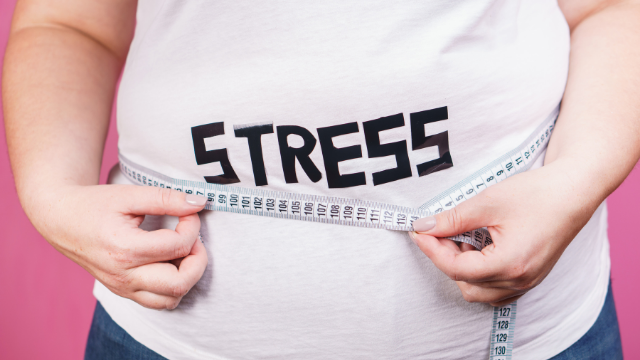 Is Stress Getting in the Way of Your Weight Loss Journey?