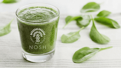 International Raw Food Day – Green Power Smoothie
