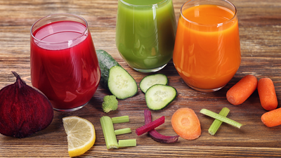 8 Surprising Juice Cleanse Benefits