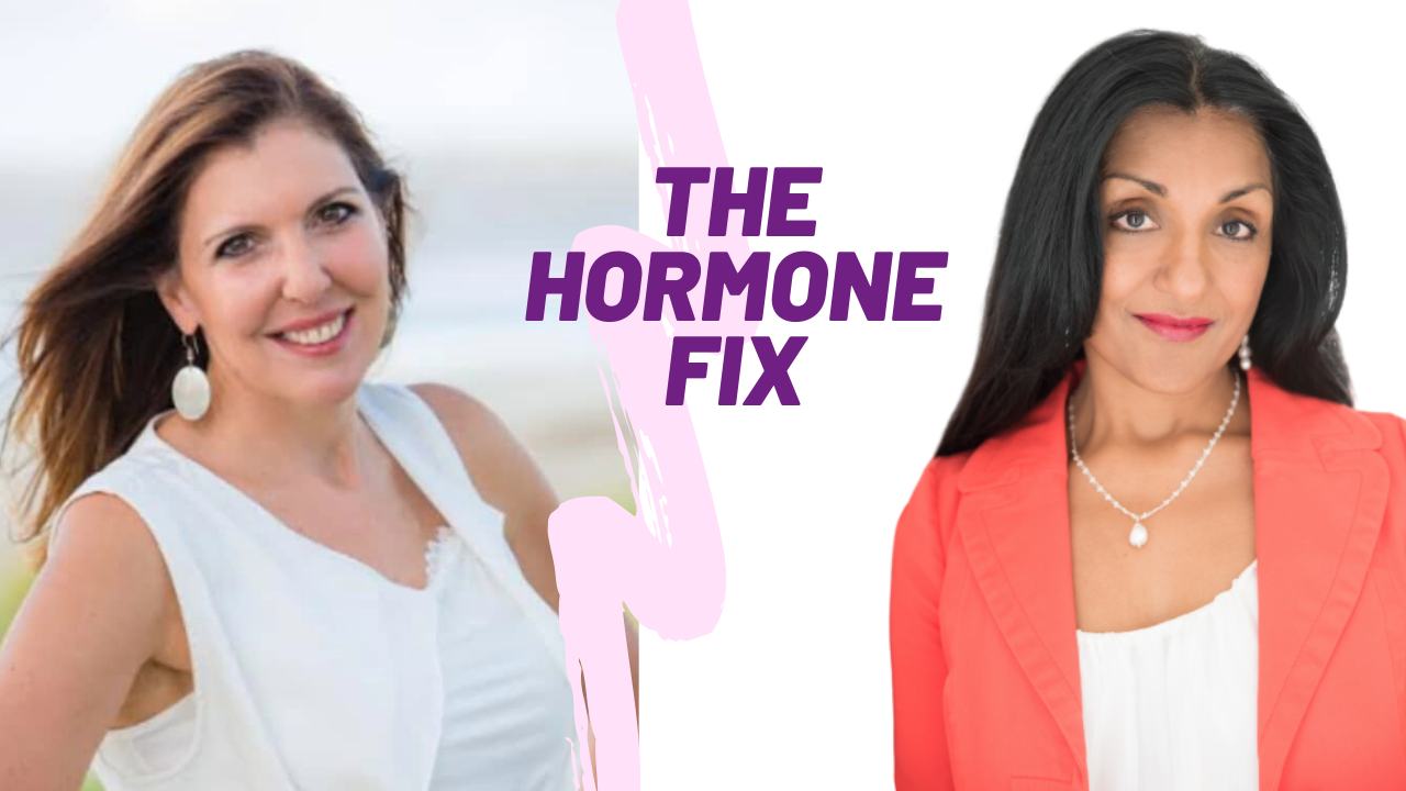 The Hormone Fix: talking to Dr Anna Cabeca about hormones, changes & weight gain