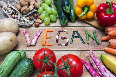 HELP THE PLANET AND YOURSELF: 9 REASONS TO GO VEGAN TODAY