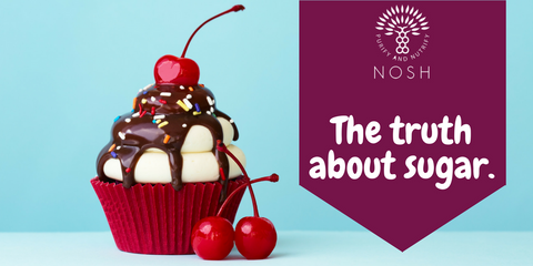 The Truth about Sugar by Nosh Detox and Geeta Sidhu-Robb