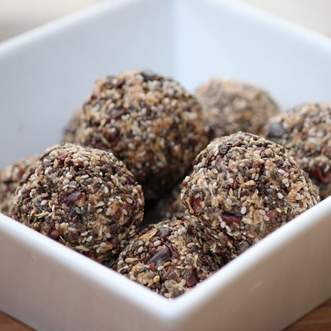 Healthy Snacks Qi Balls - Nosh Detox