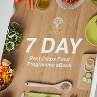 NOSH 7 Day Post-Detox Food Programme eBook - Nosh Detox