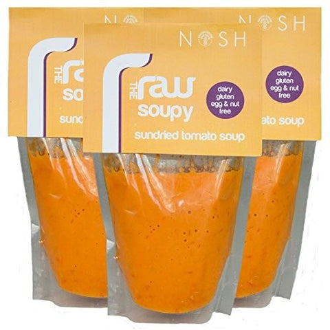 The Raw Soupy – Sundried Tomato - Nosh Detox