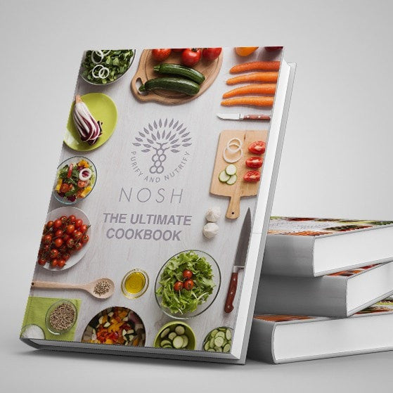 The NOSH Cookbook (e-Book) - Nosh Detox