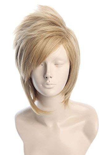 Other Hair Extensions Weaves Topcosplay Short Layered Anime Cosplay Wigs Blonde Costume Was Listed For R940 14 On 28 Dec At 02 31 By Goodsale In South Africa Id 448258419