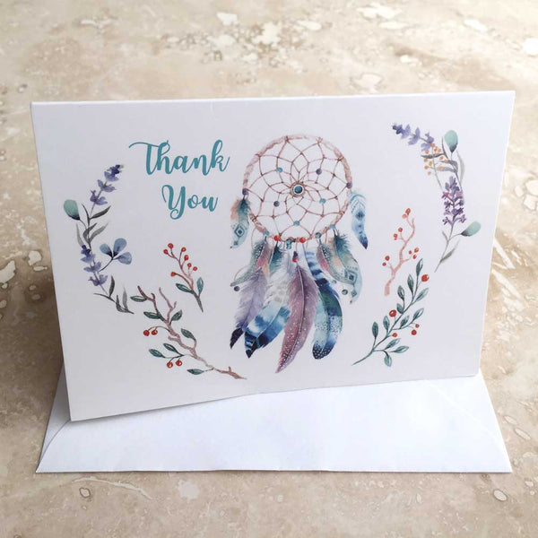 Thank You Cards with 3 Different Designs Set of 30 cards & 30 envelopes ALL Occasion Christmas Birthday Wedding, Baby Shower, Anniversary