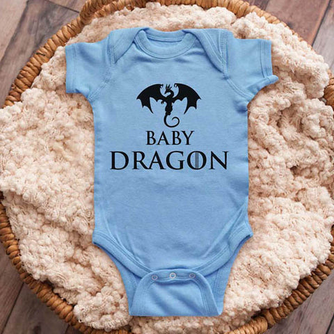 Baby Dragon GOT Game of Thrones Parody baby onesie shirt Infant, Toddler & Youth Shirt