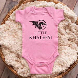 Little Khaleesi GOT Game of Thrones parody cute baby onesie shirt Infant, Toddler & Youth Shirt