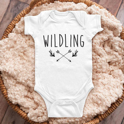 Wildling GOT Game of Thrones Parody baby onesie shirt Infant, Toddler & Youth Shirt