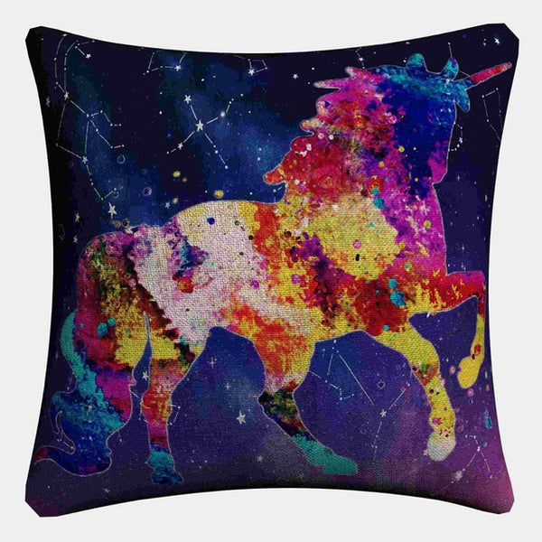 Pre-order Unicorn Galaxy Cushion Cover
