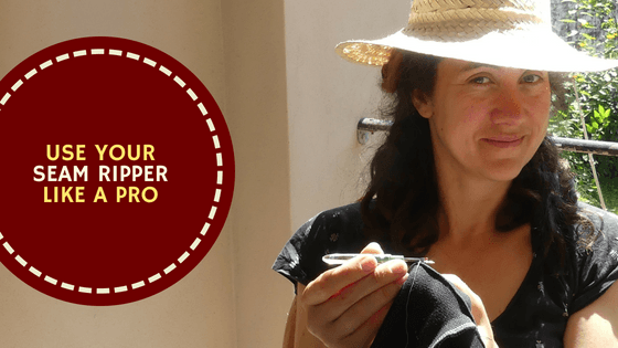 Use Your Seam Ripper Like A Pro!
