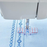 Border Guide Presser Foot - Make perfect parallel stitches without marking