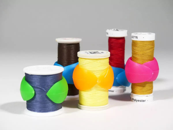 Spool Huggers 16 PCS - Keep spools from unravelling and from losing tension